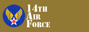 14th Air Force Website Logo