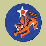14th Army Air Forces WW2 Patch